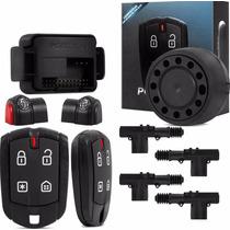Alarme Positron Automotivo Fx330 Trava Elétrica 4 Portas