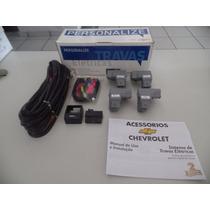 Kit Trava Elétrica Celta 4p Original Gm