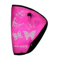 Posicionador Cinto Segurança Pink Infantil Universal Automov