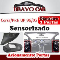 Kit Vidro Elétrico Corsa Wind Pick Up 2 Portas Sensorizado