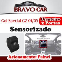 Kit Vidro Elétrico Gol Bola G2 Special 2p Sensorizado