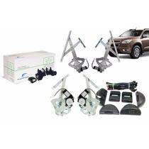 Kit Vidro Elétrico Nova S10 Completo + Trava Específica