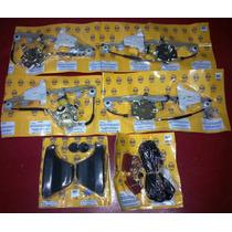 Kit Vidro Elétrico Sensorizado Completo - Fox 4 Portas 2010/