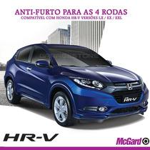 Kit Anti-furto Mcgard P/ Rodas Originais Honda Hrv - 25000