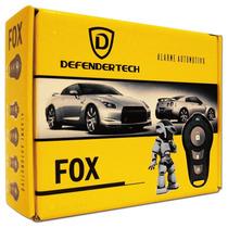 Kit Alarme Automotivo Fox Sb Defender Tech