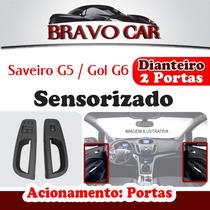 Kit Vidro Elétrico Saveiro G5 G6 2p Gol G6 Sensorizado