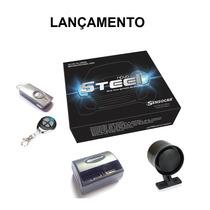Auto Alarme Sensocar Novo Steel Ap