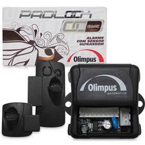 Alarme Automotivo Olimpus Padlok Keyless Sensor Ultrassom