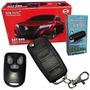 Alarme + Chave Canivete + 1 Controle Sistec Carro Universal