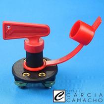 Chave Geral Automotiva 12v 220v Bateria Painel