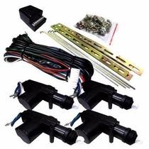 Trava Eletrica Com Centralina Universal Kit 4 Portas