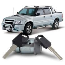 Trava Protetor Antifurto Roda Estepe Chevrolet S10 .../11