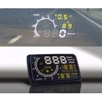 Hud Display 5.5 Universal Velocidade Carro Computador Bordop