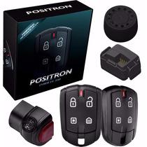 Alarme Positron Ciber Fx330 + Centralina Soft Aw22rd