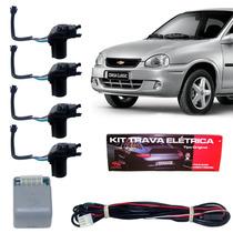 Kit Trava Elétrica Corsa Classic 4 Portas Específica