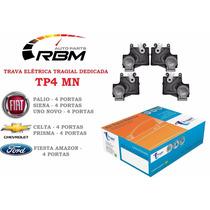 Trava Elétrica Tragial Palio/siena/uno Nv/celta/amazon/prism