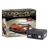 Bloqueador Automotivo Look Out Blocar Corte Combustivel Top.