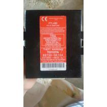 Módulo Alarme Toyota Hilux 3.0 Aut - 897300k104 Original