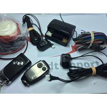 Alarme Automotivo Carro E Moto New Com Sirene Bloqueador