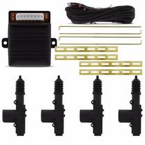 Trava Eletrica 4 Portas Kit Universal Dupla Serventia