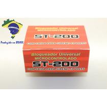 Bloqueador Microcontrolado St200 C/ Saída P/ Sirene Smartsat