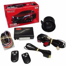 Alarme Para Carros Automotivo Sistec 986 2 Controles