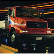 Maquina Vidro Eletrico Caminhao Mercedes Hpn 24v Ld Esquerdo
