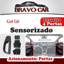 Kit Vidro Elétrico Gol G6 4 Portas Traseiro Sensorizado