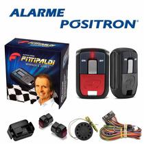 Alarme Positron Fittipaldi Px330 Presença Novo!!