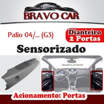 Kit Vidro Elétrico Palio 04/... G3 2 Portas Sensorizado