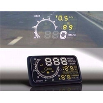 Velocímetro Digital Para-brisa Head Up Display Plug Obdeii
