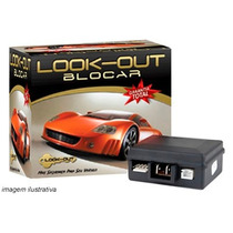 Alarme Bloqueador Automotivo Look Out Blocar Corte Combustiv