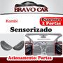 Kit Vidro Elétrico Kombi Sensorizado 2 Portas Dianteiro