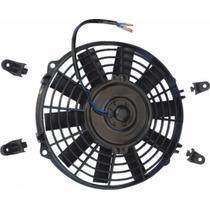 Ventoinha 9 Polegadas Radiador E Condensador Universal 25cm