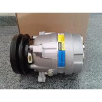 Compressor Gm S10 Blazer 2.2 Harisson V5 Polia Canal A Novo