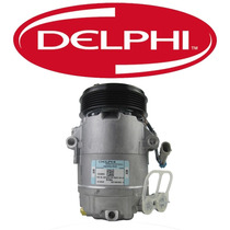 Compressor Do Ar Condicionado Astra - Delphi Original