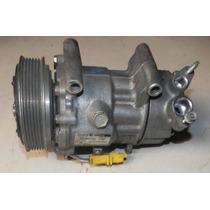 Compressor Ar Condicionado Citroen C3 207 206 Renault Clio