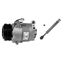 Compressor Fiat Stilo + Filtro Secador Refil