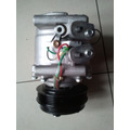 Compressor Importado Trsa09 Polia 5pk Honda Fit 03 Até 2008