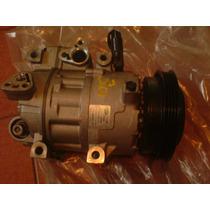 Compressor Do Ar Condicionado Do Hyundai I-30 2009 A 2012