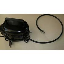 Compressor De Ar Portatil 110volts De Motor De Geladeira