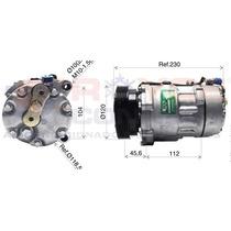Compressor Vw Polo / Golf >98 + Filtro Secador Sem Juros
