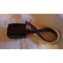 Conector Do Pressostato Fiat Palio Fire- Marea 5 Vias