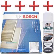 Filtro Ar Condicionado Nova S10 2012 - 2015 + Higienizador