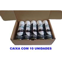 Caixa 10 Unidades Limpa Ar Condicionado 320 Ml, Higienizador
