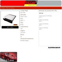 Filtro De Ar Condicionado - Nissan Tiida 1.8 16v 08/07 Em Di
