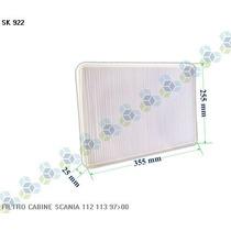 Filtro De Cabine Ar Condicionado Scania 113 97/00 - Schuck