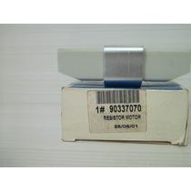 Resistencia Motor Do Ventilador Radiador S10 ,astra Original