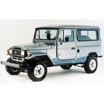 Kit Ar Condicionado Da Toyota Bandeirante S/ Suporte