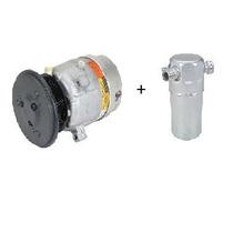 Compressor Omega 6cc 4.1 + Filtro Acumulador